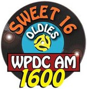 WPDC - Image: WPDC AM1600 logo