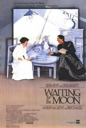 Waiting for the Moon (film) - Promotional poster