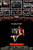 Picture of a movie: Wargames