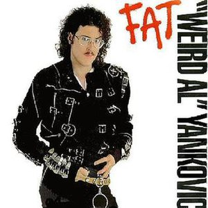Fat (song) - Image: Weirdalfat