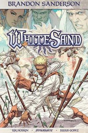 White Sand (graphic novel) - Cover of White Sand Volume I