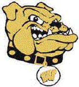 Westfield High School (Virginia) - Portrait of the WHS Bulldog
