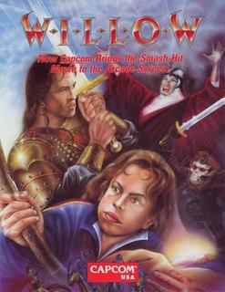 <i>Willow</i> (Capcom arcade game) 1989 video game