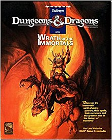 Wrath of the Immortals - Wikipedia