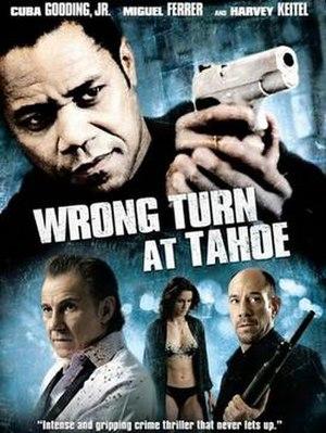 Wrong Turn at Tahoe - Image: Wrong Turn at Tahoe
