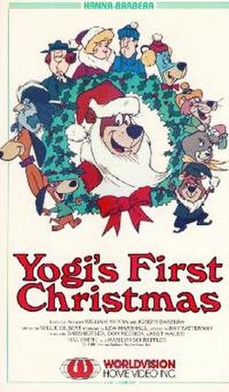 Yogi's First Christmas - Image: Yogi's First Christmas
