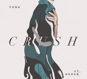 Crush (Yuna song) - Image: Yuna Crush Cover