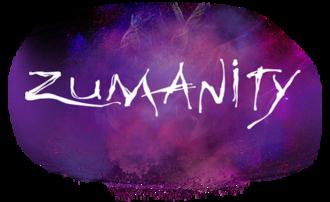 Zumanity - Logo for Cirque du Soleil's Zumanity
