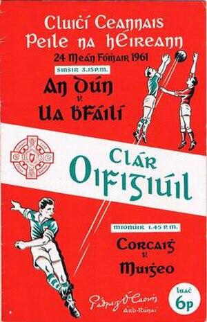 1961 All-Ireland Senior Football Championship Final