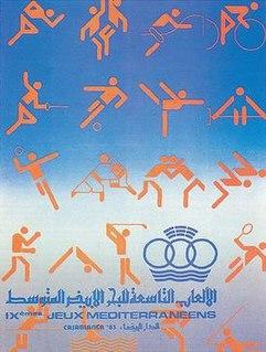 1983 Mediterranean Games