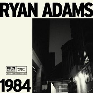 1984 (EP) - Image: 1984ryanadams