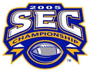 2005 SEC Championship Game - 2005 SEC Championship logo.