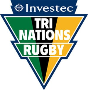 The Rugby Championship - The Tri Nations logo