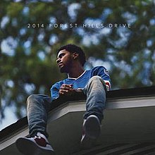 Image result for 2014 forest hills drive album cover