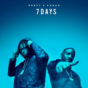 7 Days (mixtape) - Image: 7 Days cover