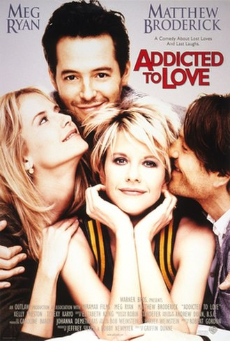 Addicted to Love (film) - Theatrical release poster
