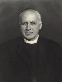 Albert Baillie English Anglican clergyman