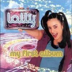 My First Album (Lolly album) - Image: Album Lolly My First Album