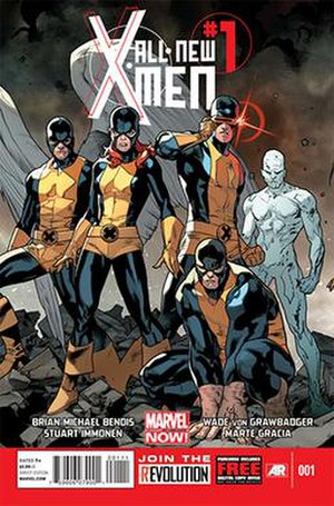 All-New X-Men - Image: All New X Men 1