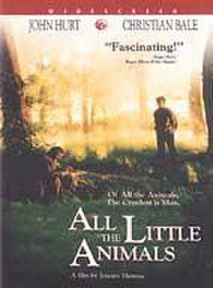 All the Little Animals - All the Little Animals DVD cover