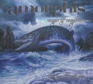 <i>Magic & Mayhem – Tales from the Early Years</i> 2010 compilation album by Amorphis