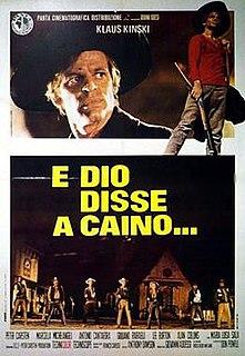 <i>And God Said to Cain</i> 1970 film
