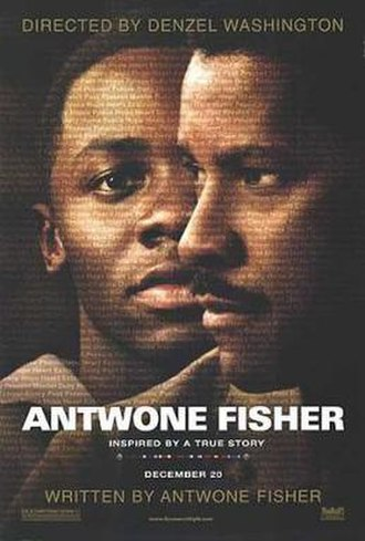 Antwone Fisher (film) - Theatrical release poster