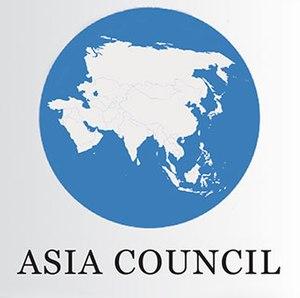 Asia Council - Image: Asia Council logo