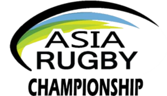 Asia Rugby Championship - Image: Asia Rugby Championship logo