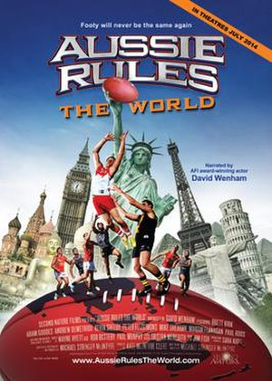 Aussie Rules the World - Image: Aussie Rules the World