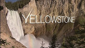 Yellowstone (UK TV series) - Series title card from UK broadcast