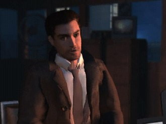 Blade Runner (1997 video game) - Ray McCoy is the game's main player character.