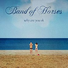 Band of Horses - Why Are You OK Album Coverjpg