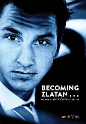 Becoming Zlatan - Image: Becoming Zlatan (movie poster)