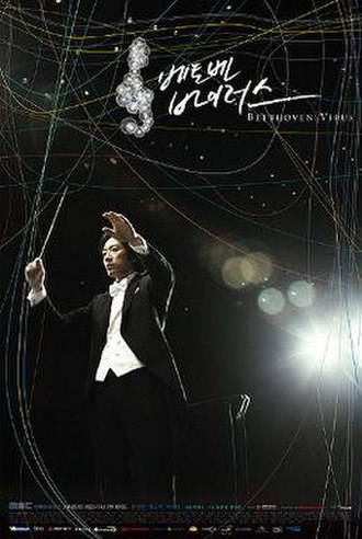 Beethoven Virus - Promotional poster for Beethoven Virus
