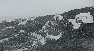 Warwick Camp (Bermuda) - Warwick Camp, ca. 1870.