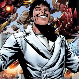 Beyonder - The Beyonder in his human form. Art by Jim Cheung.