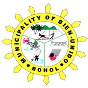 Bien Unido, Bohol - Image: Bien unido logo