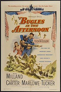 <i>Bugles in the Afternoon</i> 1952 film by Roy Rowland