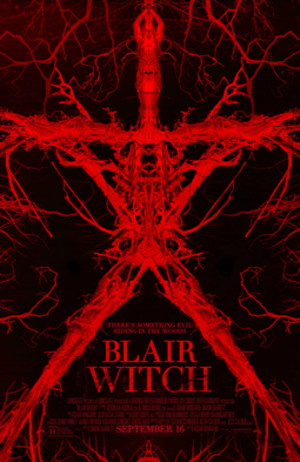 Blair Witch (film) - Theatrical release poster
