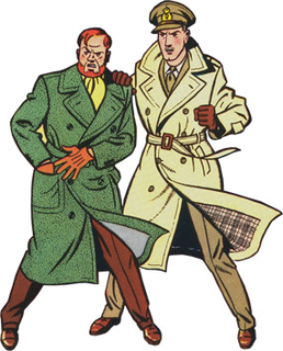<i>Blake and Mortimer</i> Belgian comic series