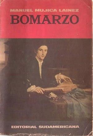 Bomarzo (novel) - First edition