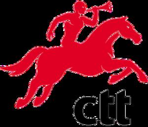 CTT Correios de Portugal, S.A. - CTT logo