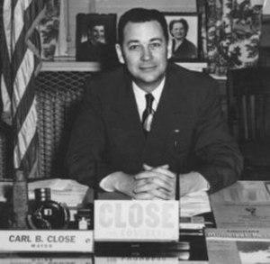 Carl B. Close - Image: Carl B. Close