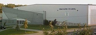 Cedar Rapids Ice Arena - Image: Cedar Rapids Ice Arena
