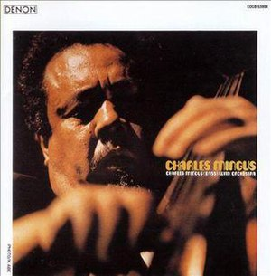 Charles Mingus with Orchestra - Image: Charles Mingus with Orchestra