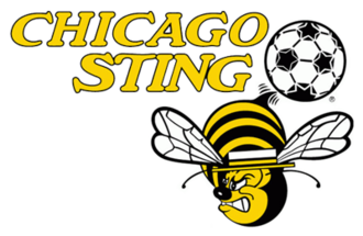 Chicago Sting - Image: Chicago Sting logo
