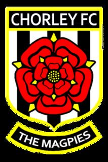 Chorley F.C. Association football club in Chorley, England