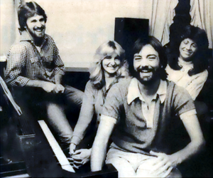 Rich Mullins - Image: Chrisian Music Singer Rich Mullins with his First Formal Band, Zion