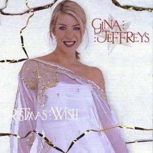 Christmas Wish (Gina Jeffreys album) - Image: Christmas Wish by Gina Jeffreys